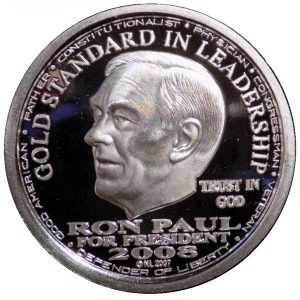 Ron Paul NORFED Obverse